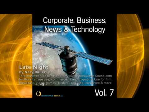 Royalty Free Corporate Music - Business Music, On-hold music, etc