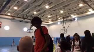 Keven's Basketball Game! Dragons Vs Wellington Live In Jupiter, Florida