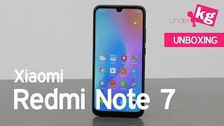 Just How?? Xiaomi Redmi Note 7 Unboxing [4K]