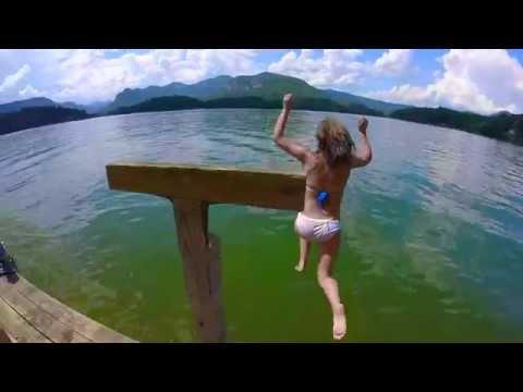 Lake Lure trip 2015