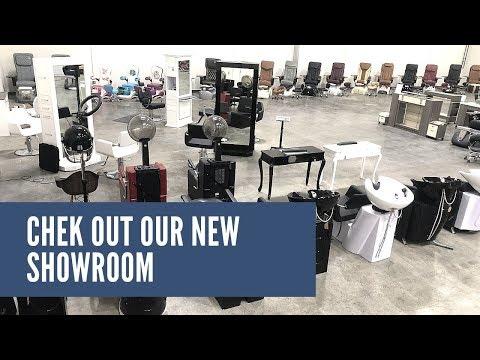 Beauty Salon Furniture & Equipment Wholesale - Dallas