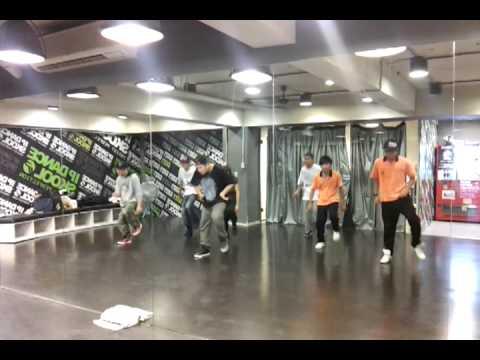20121025 阿爆Hiphop初級@IP Dance Skool