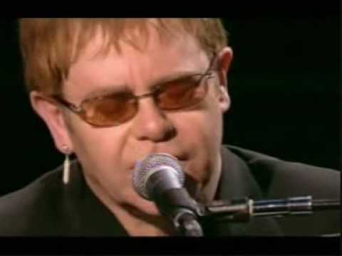Mix - Elton John - Your Song (live)
