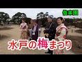 【偕楽園】第121回 水戸の梅まつり 2017/2/18撮影 の動画、YouTube動画。