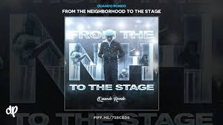 Quando Rondo -  In My Section [From The Neighborhood To The Stage]