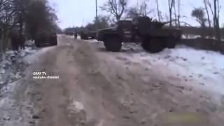 Война на Украине Видео боев в Дебальцево Street Fight for Debaltseve Home offensive War in Ukraine
