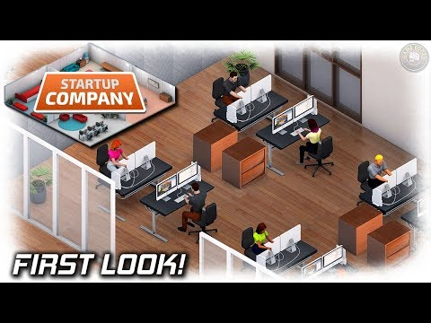 Edgeheads Inc First Look | Startup Company Gameplay EP1