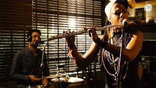 La Dame Blanche - Las 5 AM (live in Mexico)
