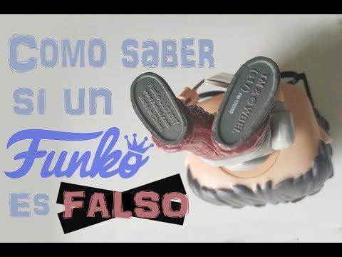 Como saber si un funko pop es falso - Noelia González