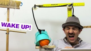 The Power Nap Machine | Life Device #2 | Joseph's Machines