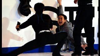 フィギュア 浅田真央が氷上で見せた大人の振る舞い 自分を気遣う羽生に… thumbnail