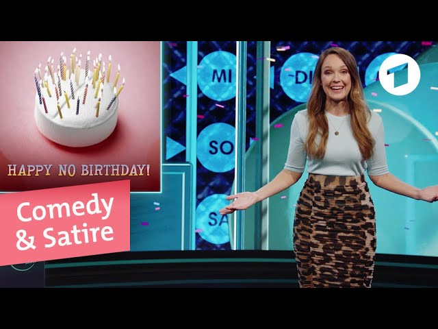 60 Jahre Pille – Happy No Birthday! | Die Carolin Kebekus Show