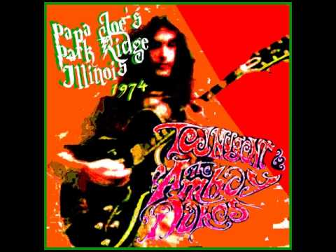Ted Nugent & The Amboy Dukes - February 9, 1974,Papa Joe's,Park Ridge, IL (Full Gig)