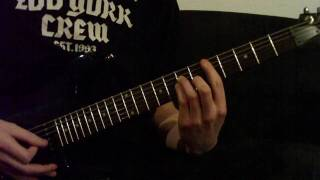 Land Of Confusion (Disturbed Guitar Cover, Top Quality!!)