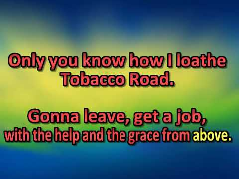 003 Commercial Midis-TEAMTND [02.15.02] - Tobacco Road[Karaoke]