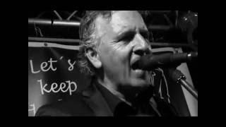 ROBBERT FOSSEN SINGS THE BLUES, FOSSEN & STRUIJK BAND, BLOMMENBLUES, DE SJOES ROOSENDAAL 2016