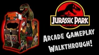 Jurassic Park Arcade Game Walkthrough! | JOYSTICK