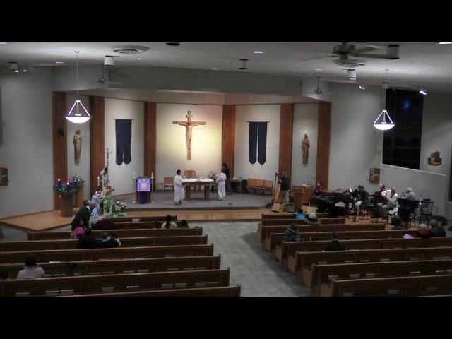 Virgen de Guadalupe Celebration - Bilingual Mass 12-11-17