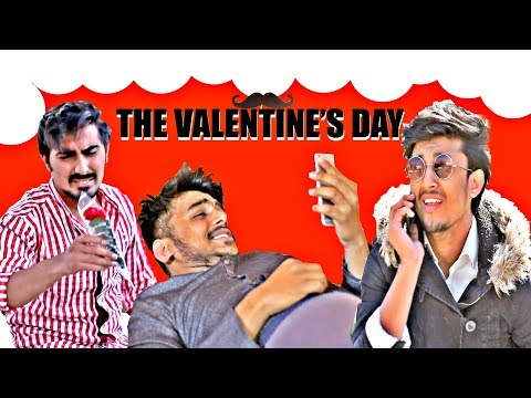 The Valentine's Day | Funny Video | Culture Vynz Official