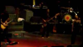 Thievery Corporation - All That we Perceive  (live @ Lycabettus - Athens, 14/7/11)