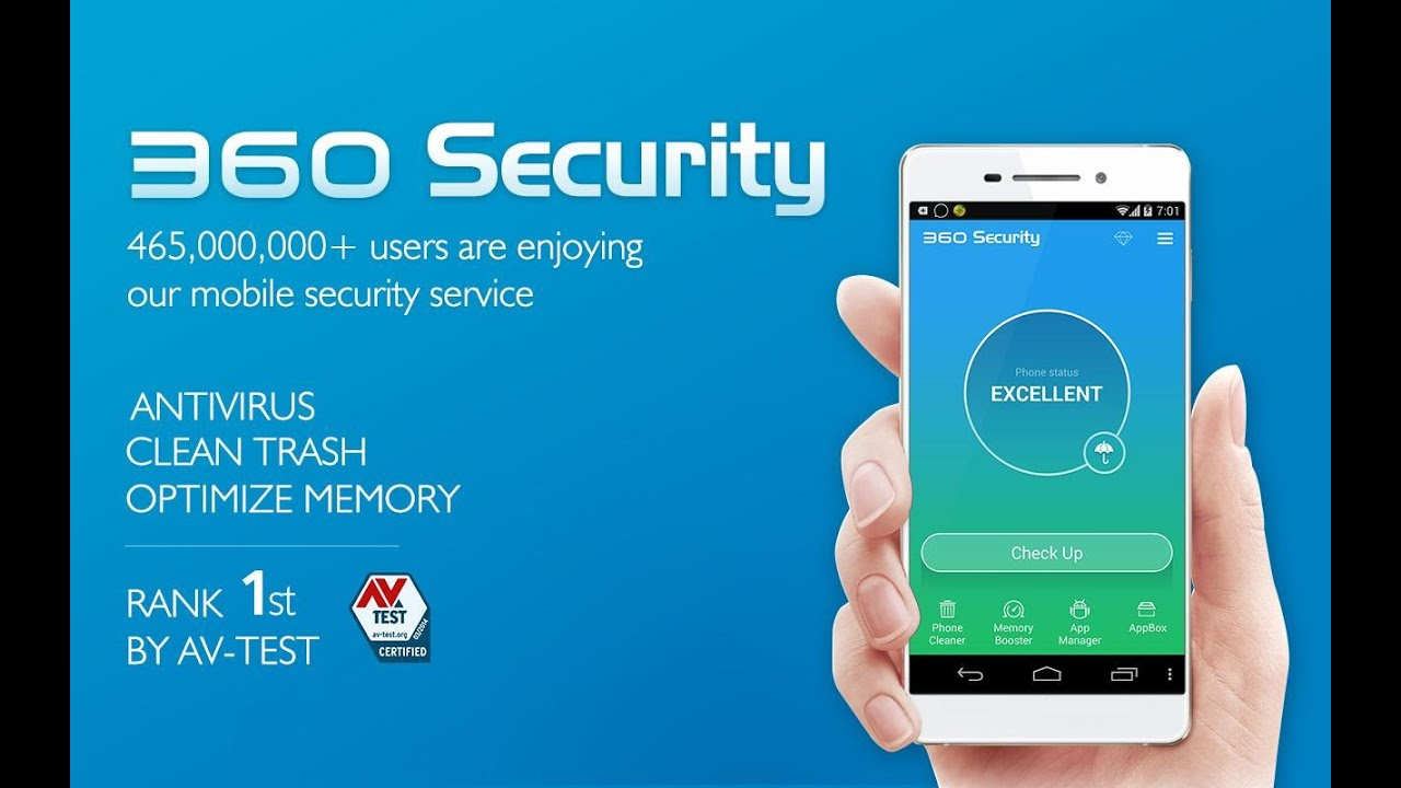 أرشيف 360 total security for android download.