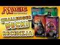 CHALLENGER DECKI URATOWAŁY MTG!  Magic: the Gathering Polska