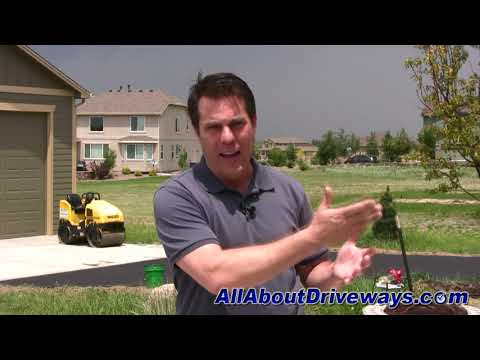 How To Install An Asphalt Driveway