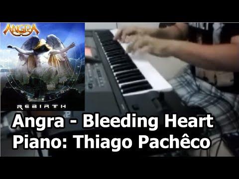 Angra - Bleeding Heart (Teclado/Piano: Thiago Pachêco)