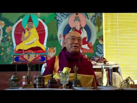 Four Ways to Deal with Difficulties: Hinayana, Mahayana, Vajrayana, and Dzogchen