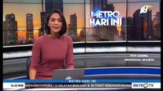 Andini Effendi - Metro Hari Ini Metro TV (16/11/2018)