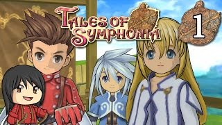 "Tales of Symphonia HD - Part 1: ""Oracle"""