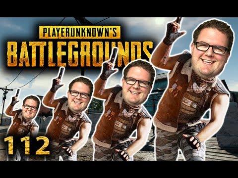 Shoot My Pan Dickholes! | Playerunknown's Battlegrounds Ep. 112 w/Mandy, Mia and Crip