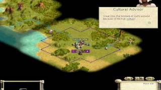 Let's Play Civilization III: Play the World -- Episode II