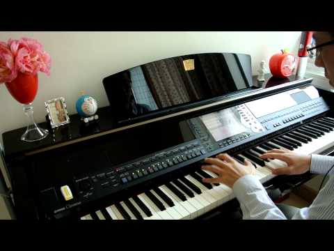 Carry On - Ali (From 信義) - Piano