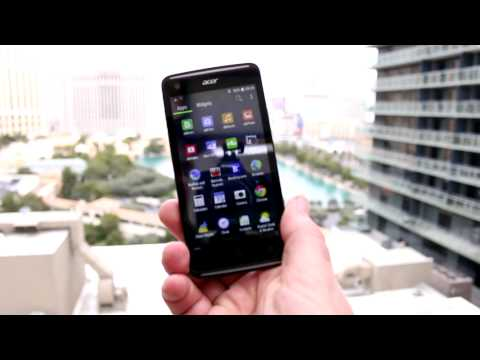 Acer Liquid Z410 - Günstiges LTE-Smartphone im Hands-On [DEUTSCH]