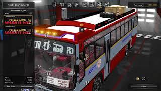 Karnataka bus skin ets 2