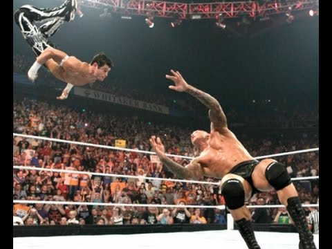 Top 10 RKO's of ALL time
