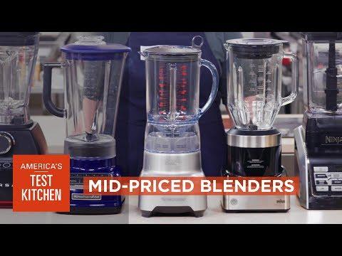 Equipment Review: Best Blenders (Midpriced/Mid-Range) & Our Testing Winner