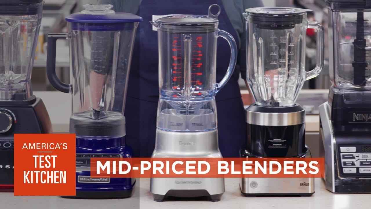 Equipment Review Best Blenders Midpriced Mid Range Our Testing Winner