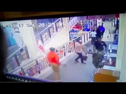 Daring robbery at Naivas supermarket