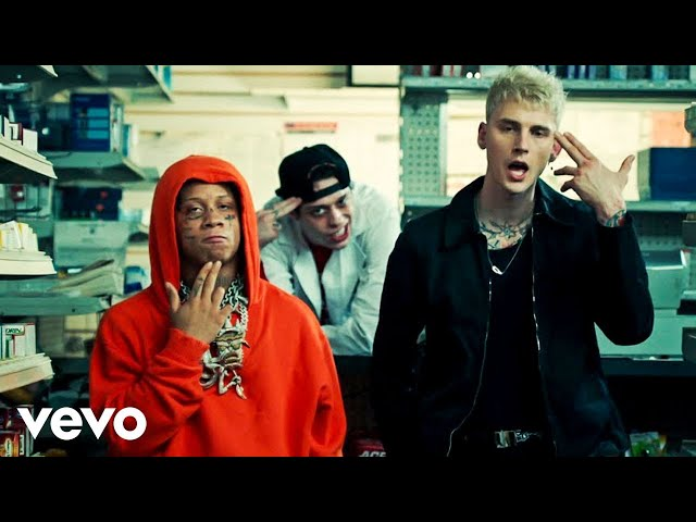 Machine Gun Kelly - Candy feat. Trippie Redd (Official Music Video)