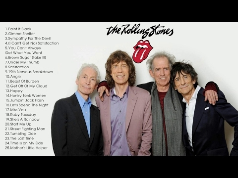 The Rolling Stones Greatest Hits Full Album Live