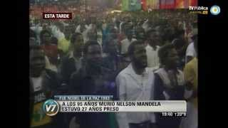 Visión 7: Murió Nelson Mandela