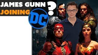 James Gunn Joining the DCEU?