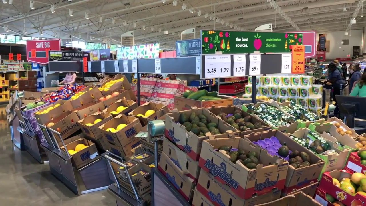 Lidl German Grocery Store Aldi Competitor