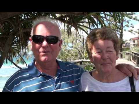 Coolum Beach Boardwalk...Queensland Australia