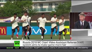 Some officials ignore 'football beyond politics' fundamental principle - Russia 2018 World Cup chief