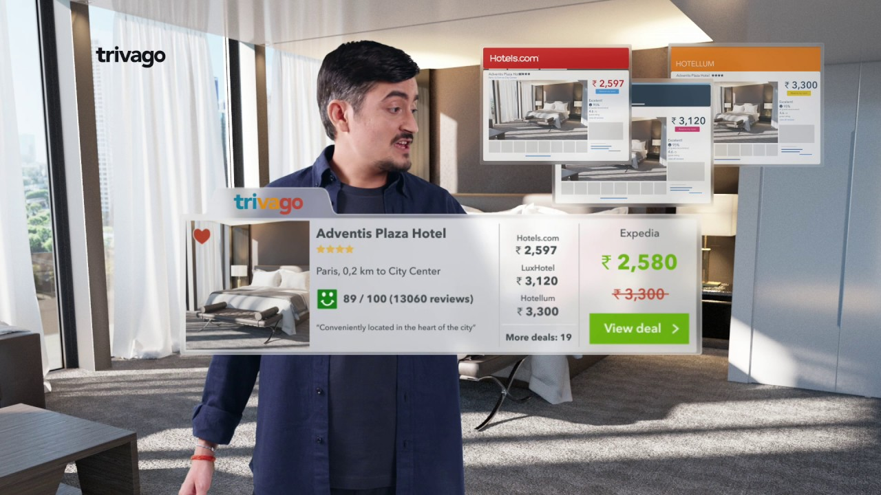 Trivago India Search And Compare Prices At Once