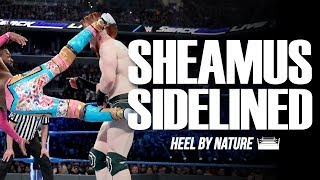 Sheamus Out Of Action With Concussion