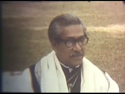 Sheikh Mujibur Rahman Historic Interview After Independence from Pakistan
